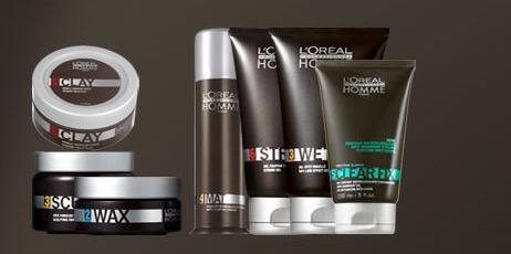 gamme-l-oreal-pro-homme-coiffage