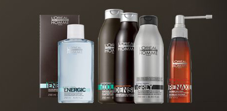 gamme-l-oreal-pro-homme-shampooings