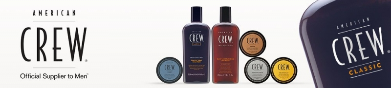 Gamme shampoing American Crew